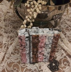 Zara minaudière 3colors contraste handbag